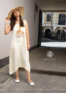 Нова літня колекція жіночих суконь з оленями від Мрії Марії
