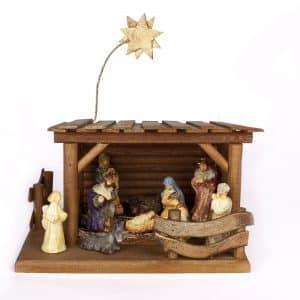 Вертеп (шопка), різдвяний декор