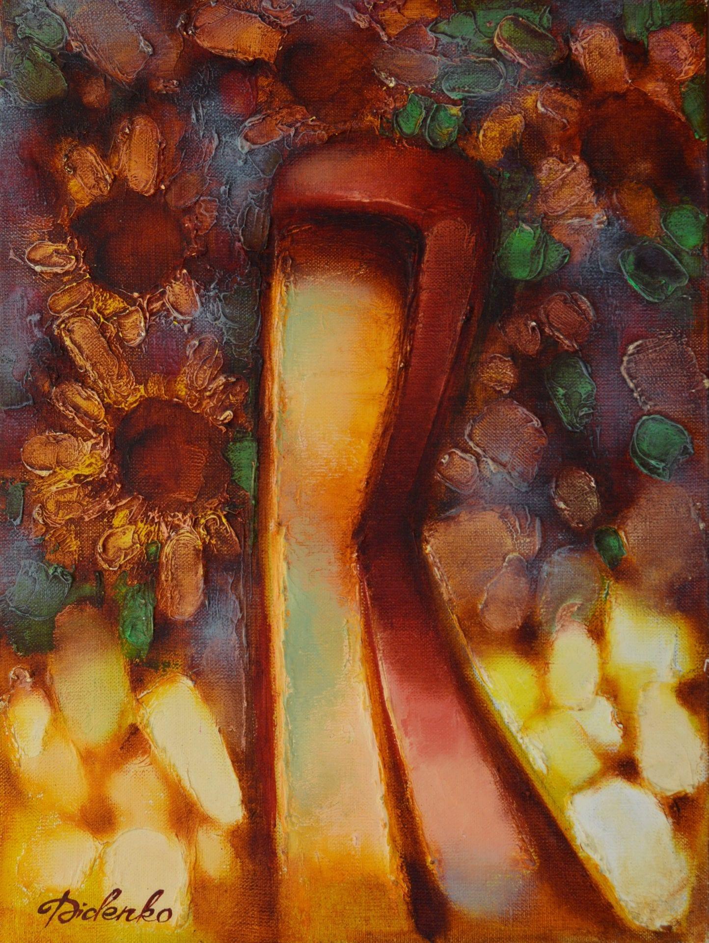 Картина Софія, картина в етнічному стилі