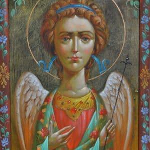 Народна ікона Арх.Михаїл, іменні ікони