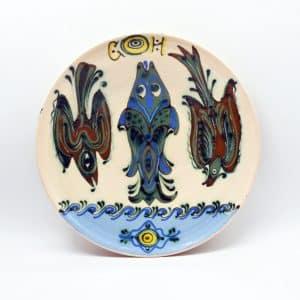 Таріль Сон, кераміка розписна, декор простору