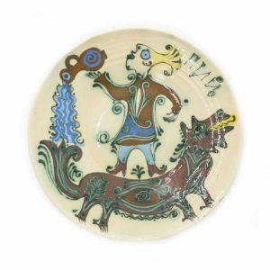 Таріль Водолій, декор, гороскоп