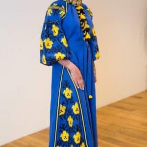 Намисто ручної роботи від Мрії Марії прикрасило першу леді країни!