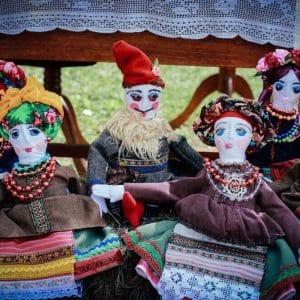 Авторська лялька від Оксани Цюпи: не іграшка, а витвір мистецтва