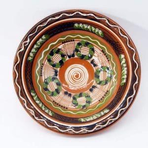 піала подільська традиційна кераміка, фляндрівка