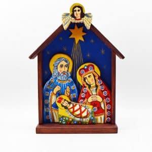 Різдвяний Вертеп (шопка), різдвяний декор