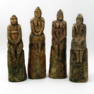 Половецька баба, керамічна скульптура