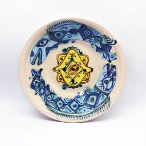 Таріль Рибки, керамічний декор, декор простору